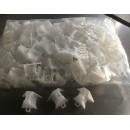 Pontet plastique pour tôle bac acier