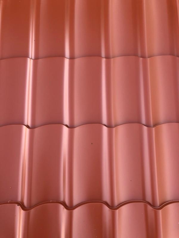 Panneau Tuile 1er choix – Terracotta