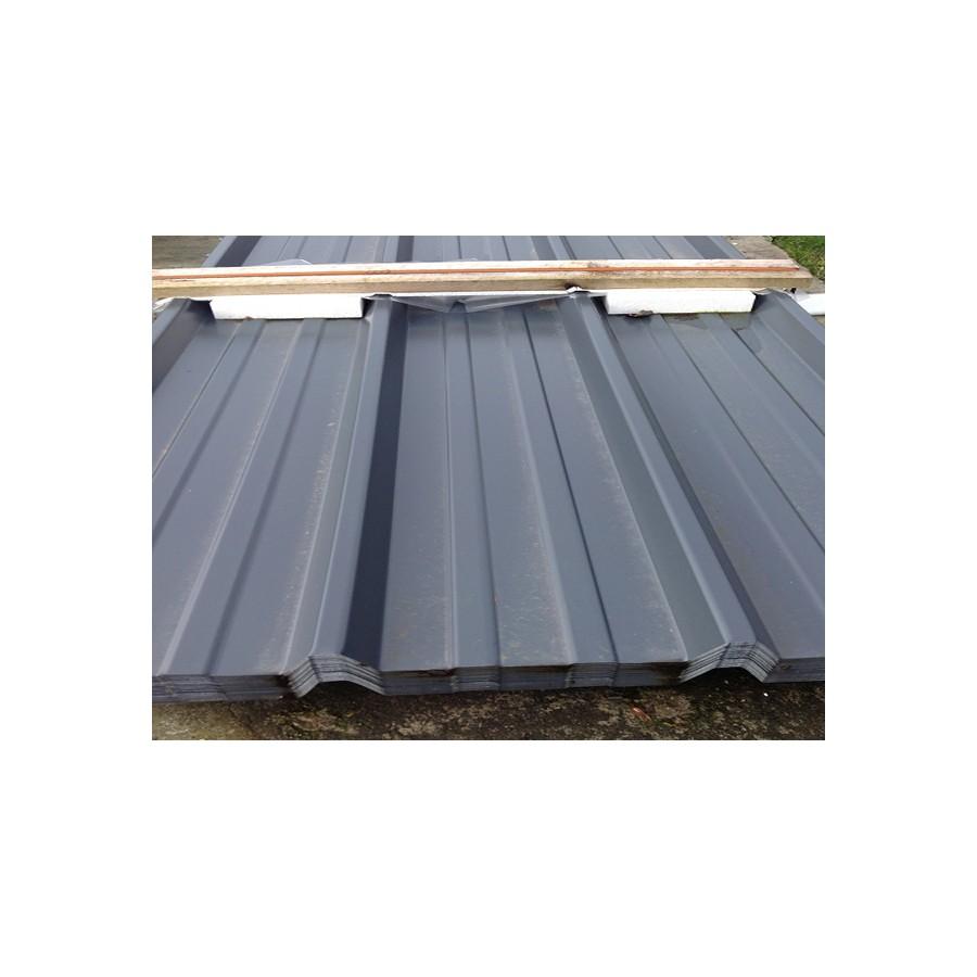 T le bac acier anti condensation ou anti goutte eco bois nord - Bac acier anti condensation ...
